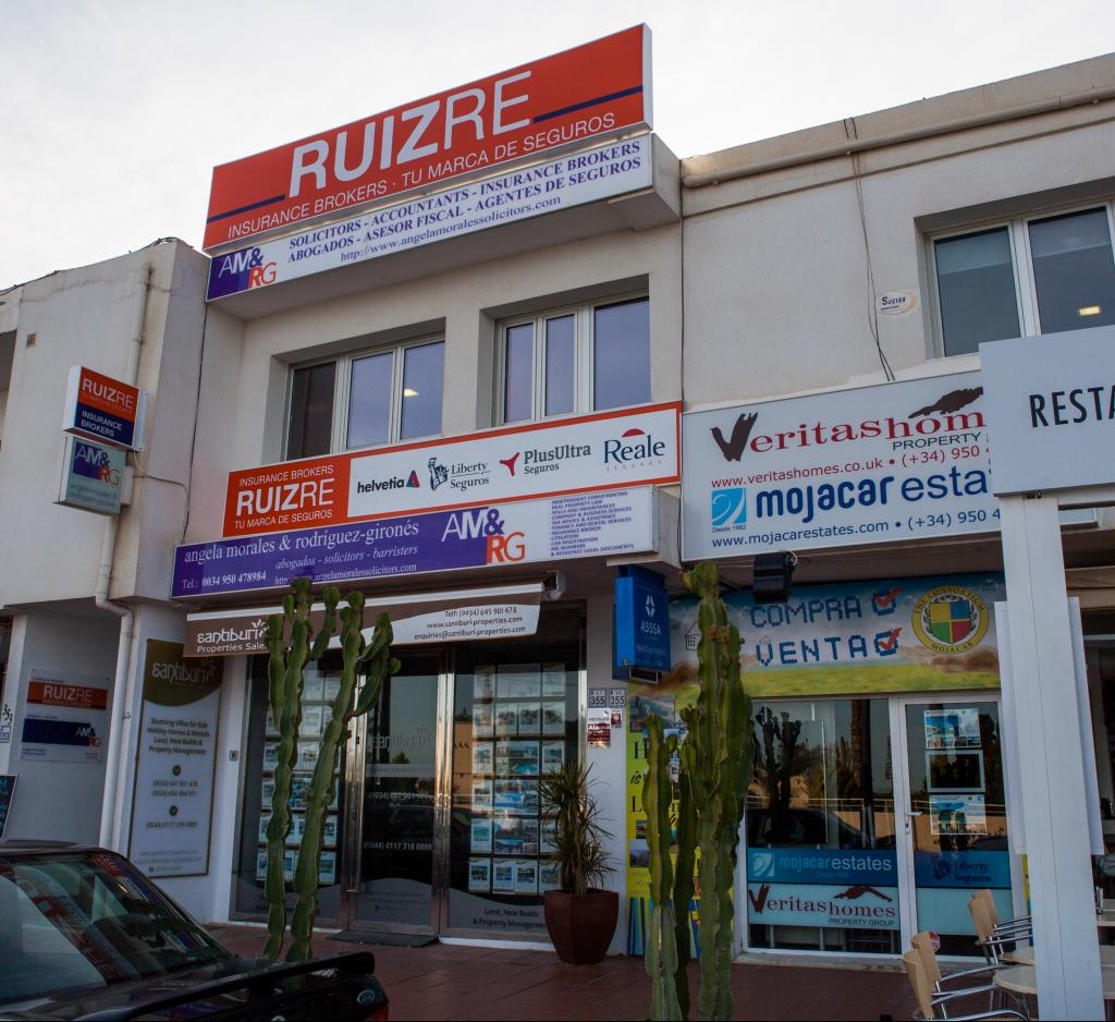 Corredur a de seguros en moj car ruizre for Convenio colectivo oficinas y despachos almeria